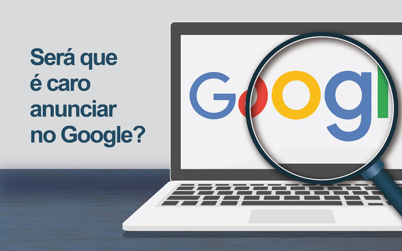 Quanto custa anunciar no Google