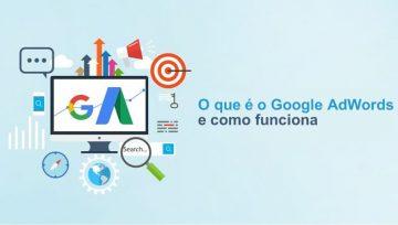 O que é o Google AdWords e como funciona